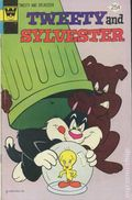 Tweety and Sylvester (1963 Whitman) 48