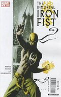 Immortal Iron Fist (2006 Marvel) 1A