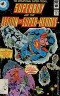 Superboy (1949-1979 1st Series DC) Whitman 254