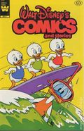 Walt Disney's Comics and Stories (Whitman) 504