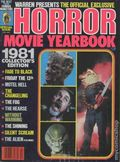 Famous Monsters of Filmland Yearbook/Fearbook (1962) 1981