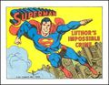 Superman Luthor's Impossible Crime Mini Comic (1979) 1