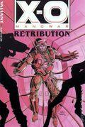 X-O Manowar Retribution TPB (1993 Valiant) 1A-1ST
