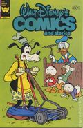 Walt Disney's Comics and Stories (Whitman) 505