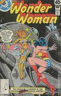 Wonder Woman (1942 1st Series Whitman) 252