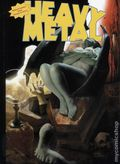 Heavy Metal The Best of Richard Corben from Creepy and Eerie HC (2012 Limited Edition) 1-1ST