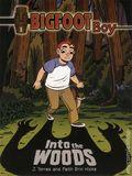 Bigfoot Boy GN (2012 Kids Can Press) 1-1ST