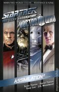 Star Trek The Next Generation/Doctor Who: Assimilation-2 TPB (2012 IDW) Assimilation Squared 1-1ST