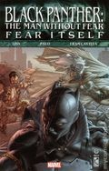 Fear Itself Black Panther The Man Without Fear TPB (2012 Marvel) 1-1ST