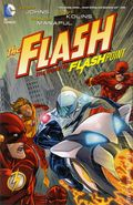 Flash The Road to Flashpoint TPB (2012 DC) 1-1ST