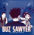 Buz Sawyer HC (2011-2016 Fantagraphics) By Roy Crane 2-1ST