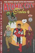 Atomic City Tales (1996 Kitchen Sink) 3