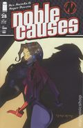 Noble Causes (2004 2nd Series) 28
