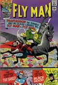 Adventures of the Fly (1959 Archie) 35