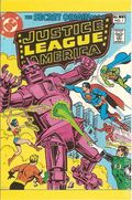 Secret Origin of Justice League of America Mini Comic 1