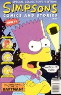 Simpsons Comics and Stories Butterfinger Mini Ed (1993) 1