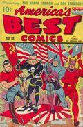 America's Best Comics (1942) 10