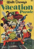 Dell Giant Vacation Parade (1950) 5