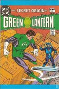 Secret Origin of Green Lantern Mini Comic 1