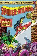 Spider-Woman Bubble Funnies Mini Comic (1981) 4