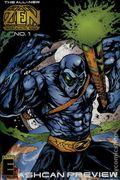 Zen Intergalactic Ninja Ashcan 1