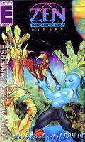 Zen Intergalactic Ninja Ashcan Flipbook (1994) 1