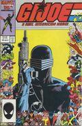 GI Joe (1982 Marvel) 2nd Printing 53
