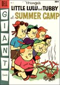 Dell Giant Marge's Little Lulu and Tubby at Summer Camp (195 5
