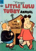 Dell Giant Marge's Little Lulu Tubby Annual (1954) 2
