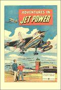 Adventures in Jet Power (1950) General Electric giveaway 1958
