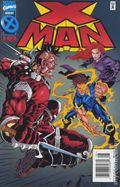 X-Man (1995) 6N