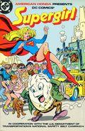 Supergirl Giveaway Honda Special (1986) 1