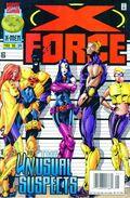 X-Force (1991 1st Series) 54N