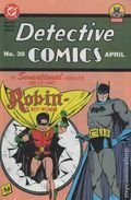 Detective Comics Special Replica Edition (1995 Blockbuster Video) 38