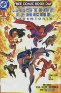 Justice League Adventures (2002) FCBD 1