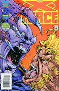 X-Force (1991 1st Series) 45N
