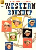 Dell Giant Western Roundup (1952) 11