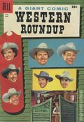 Dell Giant Western Roundup (1952) 14