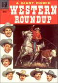 Dell Giant Western Roundup (1952) 16