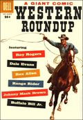 Dell Giant Western Roundup (1952) 21