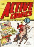 Active Comics (1942) 1