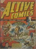 Active Comics (1942) 4