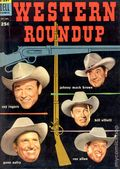 Dell Giant Western Roundup (1952) 8