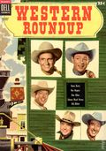 Dell Giant Western Roundup (1952) 9