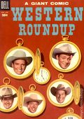 Dell Giant Western Roundup (1952) 10