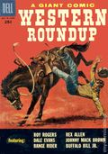 Dell Giant Western Roundup (1952) 19
