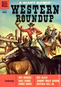 Dell Giant Western Roundup (1952-1959 Dell) 20