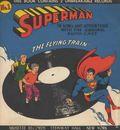 Superman The Flying Train (1947) 1R