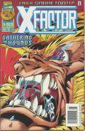 X-Factor (1986 1st Series) 122N