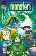 Monster Club (2002 1st Series) 5A